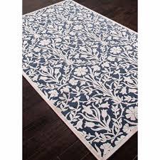 jaipur rugs jaipur machine made fl pattern blue ivory white rayon chenille white chenille rug white chenille area rug white chenille braided rug