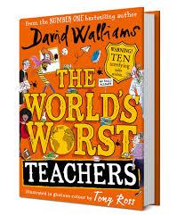 The Worlds Worst Teachers The World Of David Walliams