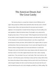 article summary is google making us stupid david mabry wrd  3 pages book analysis the american dream and the great gatsby