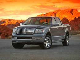 2006 Lincoln Mark LT - Front Angle - 1024x768 Wallpaper