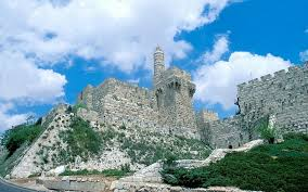 At the Tower of David, a glimpse into a citadel touched by ...
