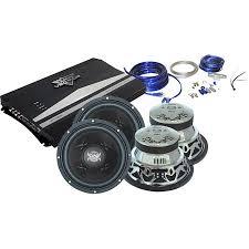 lanzar 5 25 inch two way component speaker system auto lanzar ktcvct2c vector 2 channel speaker kit