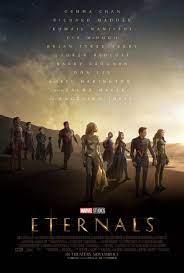 Brand New Marvel Studios' 'Eternals ...