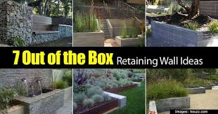 Retaining Wall Ideas How To Use A Wonderful Landscape Tool Impressive Backyard Retaining Wall Designs Plans
