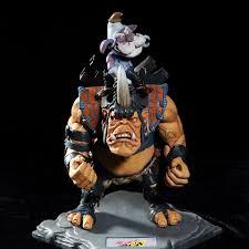 dota2 collectible figurine action figure the alchemist razzil