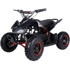 amazon com electric 500 watt atv kids youth sport quad for