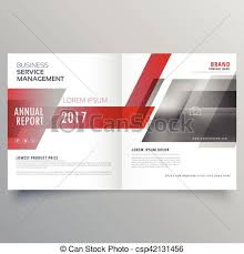 stylish page stylish brand identity business magazine cover page template clipart