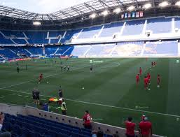 Ny Red Bulls Arena Seating Chart Red Bull Arena Section 108 Seat Views Seatgeek