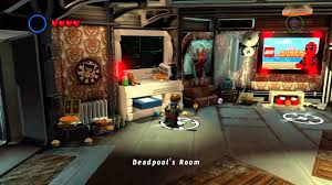 Superheroes Bedroom Lego Marvel Superheroes Deadpools Room Cheat Codes Youtube