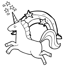 Unicorn Printable Coloring Pages Coloring Pages Flying Unicorn
