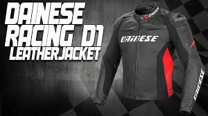dainese racing d1 leather jacket review from sportbiketrackgear com