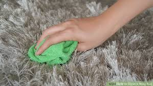 image titled clean a rug step 9