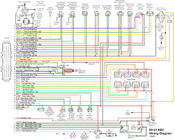 1995 ford mustang radio wiring diagram and 88 91 5 0 eec diagram 1995 F250 Radio Wiring Harness Color 1995 ford mustang radio wiring diagram and 88 91 5 0 eec diagram gif Aftermarket Stereo Wiring Harness
