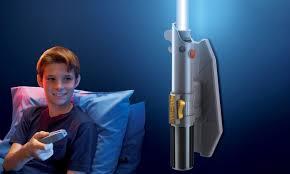 star wars science lightsaber wall