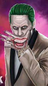 Jared Leto Joker Wallpaper Iphone