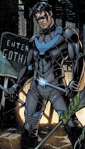 Would Dick Grayson make a better Batman? - Dick Grayson - Comic Vine