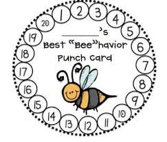 Bee Behaviour Chart Classroom Behavior Chart Ideas For Teachers Weareteachers