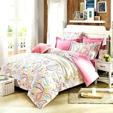 pink and yellow duvet covers girls twin duvet covers light pink paisley bedding kids girls