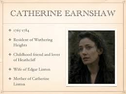 wutheringheights catherine earnshaw 1765 1784 resident of wuthering heights