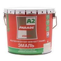 «<b>Parade</b> /Парад/ <b>Parade А2 эмаль</b> белая полуматовая База А (0 ...