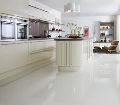 Best Flooring In Kitchen White Gloss Kitchen Flooring Ideas Best Kitchen Ideas 2017