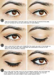 applying eyeliner can be a bit tricky especially if you are a beginner at applying makeup creating a straight line requires a bit of practice but