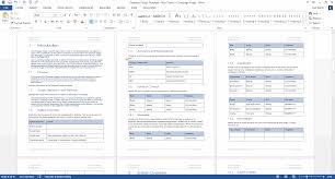 Database Designer Resume Word Template Resume Trakore Document Templates 24
