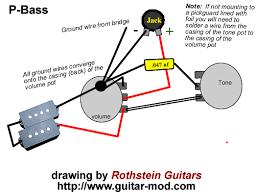 bass guitar wiring diagram 2 pickups Guitar Wiring Diagrams 1 Pickup pickups wiring diagrams · rothstein guitars \u2022 serious tone for the serious player guitar wiring diagrams 1 pickup 1 volume 1 tone