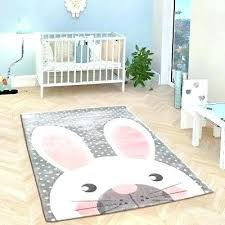 white nursery rug pink and grey nursery rug kids animal rug nursery rug grey neutral animals