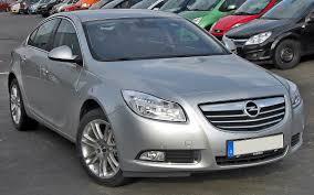 Opel Insignia – Wikipedia