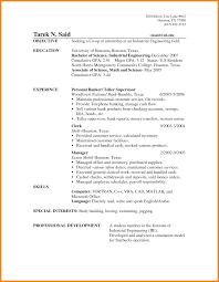Lead Tellersume Skills Check Cashing Objective Supervisor Job