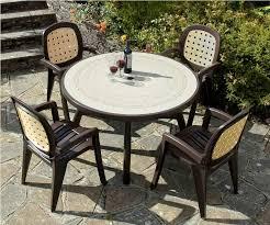 plastic patio furniture. PVC Plastic Patio Furniture O