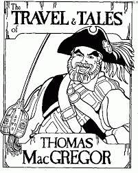 Piraat Kleurplaten Kleurennet