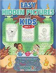 «a classic detective hidden objects game about a stolen diamond, everyone in the house is a suspect. Easy Hidden Pictures For Kids Ages 3 5 A First Preschool Puzzle Book Of Object Recognition Woo Jr Kids Activities Books Woo Jr Kids 9781732958968 Amazon Com Books