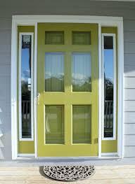 Delighful Front Doors With Storm Door Nice Matching Featured On Frontdoorfreakcom To Perfect Ideas