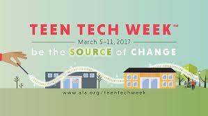 Teen tech week encourages teens