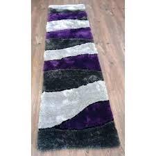 dark purple rug ikea runner elegant gy featuring dazzling shades of gray silver and tartan