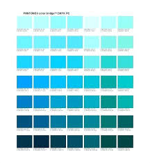 Colour Turquoise Colour Chart Teal Blue Color Chart Shades Different Of A List With Names
