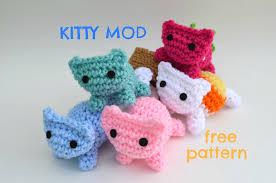 Amigurumi Crochet Patterns Unique Kitty Mod Free Cat Amigurumi Pattern Ami Amour
