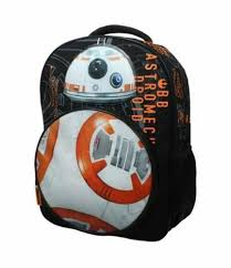 Bb8 Light Up Backpack New Star Wars The Force Awakens Bb8 Backpack Book Bag
