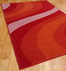 Red Rugs For Kitchen Red Rugs Give Your Living Space Warmth