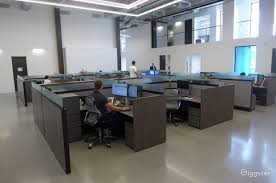 modern style office. Rent The Office(commercial) Modern Style Cubicles With Open Space For Film/photoshoot Office