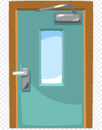 classroom door with window. Window Classroom Door Clip Art - With N