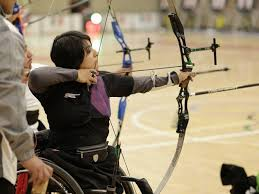 Dulce Lucero, en la selección Paralímpica de Arco   Hidalgo Sport