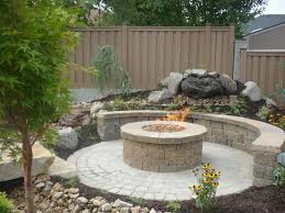 square paver patio with fire pit. Bunch Ideas Of Home Entry With Pavers Nice Outdoor Patio Fire Pit Paver Square Garden Using I Tumbled Plans Rubber Designs For Patios Retaining Wall