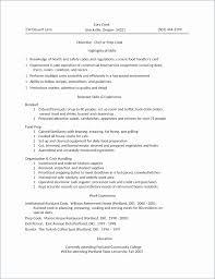 Material Handler Resume Fresh Material Handler Resume Resume