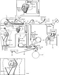 Wiring diagram for john deere l130 the at 4230 and 4020 starter in 2