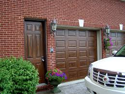 after faux painting these doors have curb appeal