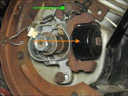 basic small engine repair introduction to 4 cycle engine repair the photos below show what the breaker points and condenser look like the condenser is simply a high voltage capacitor these rarely fail but when they