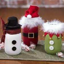 Decorate A Jar For Christmas 100 DIY Mason Jar Ideas Tutorials for Holiday Jar Belly 4